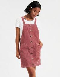 Corduroy Dress Overall