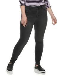 Plus Size POPSUGAR High-Rise Skinny Jeans