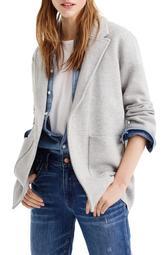 New Lightweight Sweater Blazer