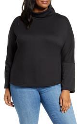 Cozy Turtleneck Sweatshirt