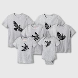 Birds of A Feather Family T-Shirt Collection
