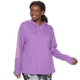Plus Size Tek Gear® French Terry Hoodie