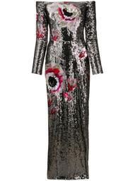 Magnolia off-the-shoulder dress